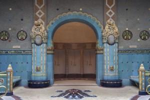 Art Nouveau Budapest Gellert Baths