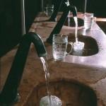 Drinking Wells Rudas Bath Budapest