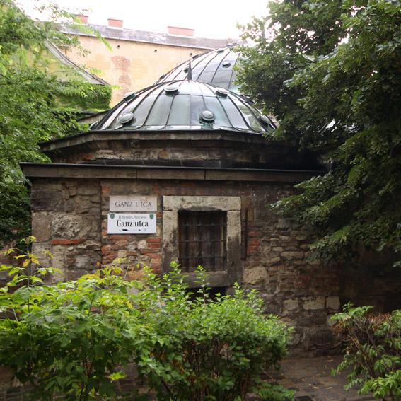Kiraly Bath Baths Budapest