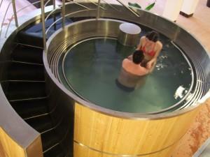 Lukacs Bath Budapest Indoor Pool