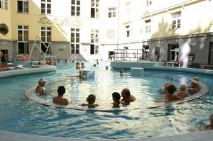 Lukacs Bath Budapest Pool