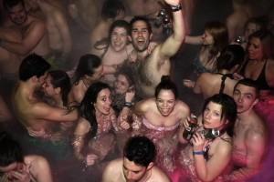 Magic Bath Budapest Lukacs Bath Spa Party