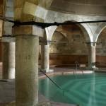 Octogonal Pool Rudas Turkish Bath Budapest