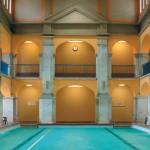 Rudas Bath Swimming Pool