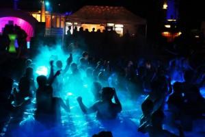 Szechenyi Bath Party Budapest