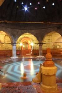 Turkish Bath in Rudas Bath Budapest