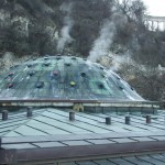 Turkish Dome Rudas Bath Budapest